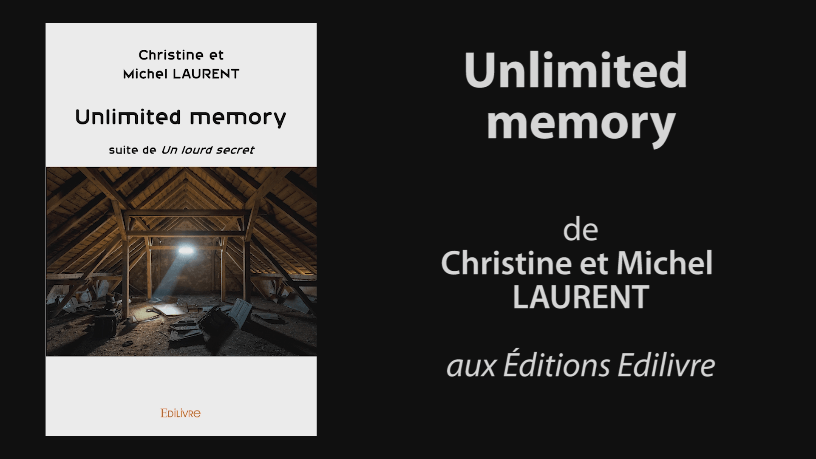 Bande-annonce de « Unlimited memory » de Christine et Michel LAURENT